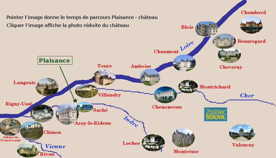 Domaine de Plaisance - Gîtes et Chambres d'hôtes